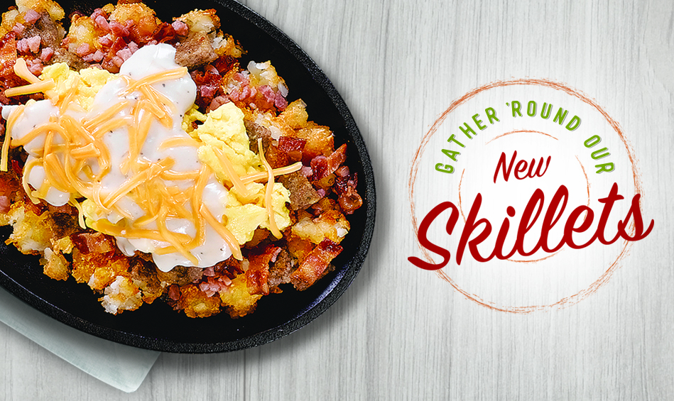Perkins - Sunrise Skillets