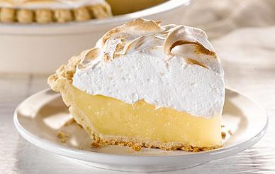 Perkins - Bakery - Fantastic Fruit Pies - Lemon Meringue