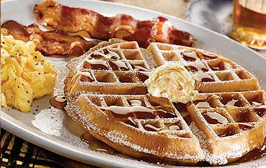 Perkins - Breakfast - Perfect Platters - Belgian Waffle Platter