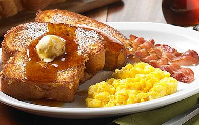 Perkins - Perfect Platters - Brioche French Toast Platter